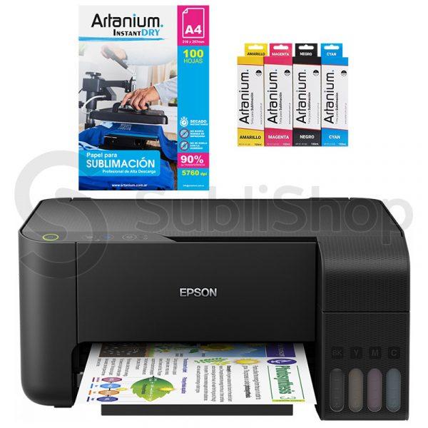 impresora epson L3110 para sublimacion