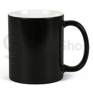 taza magica de ceramica