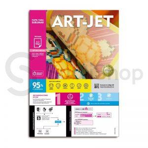 papel para sublimar artjet a3