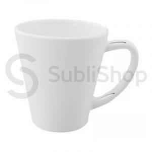 taza conica para sublimar de polimero