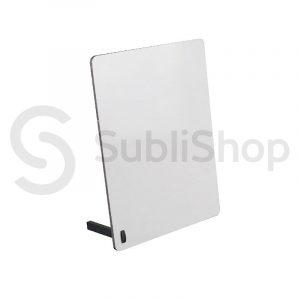 porta retrato para sublimar de madera cristal 01